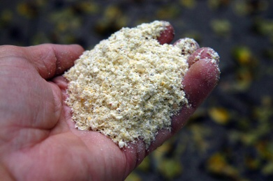 Corn Meal Powdered Handsoap