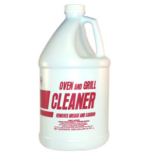 Banner Chemical Oven Amp Grill Cleaner