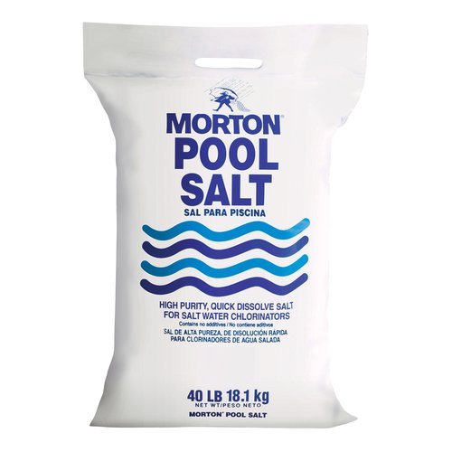 Banner chemical pool salt - Convert swimming pool to saltwater ...