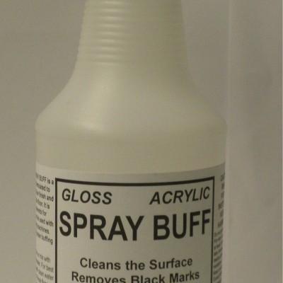 Spray Buff QTS SB101 Single Bottle