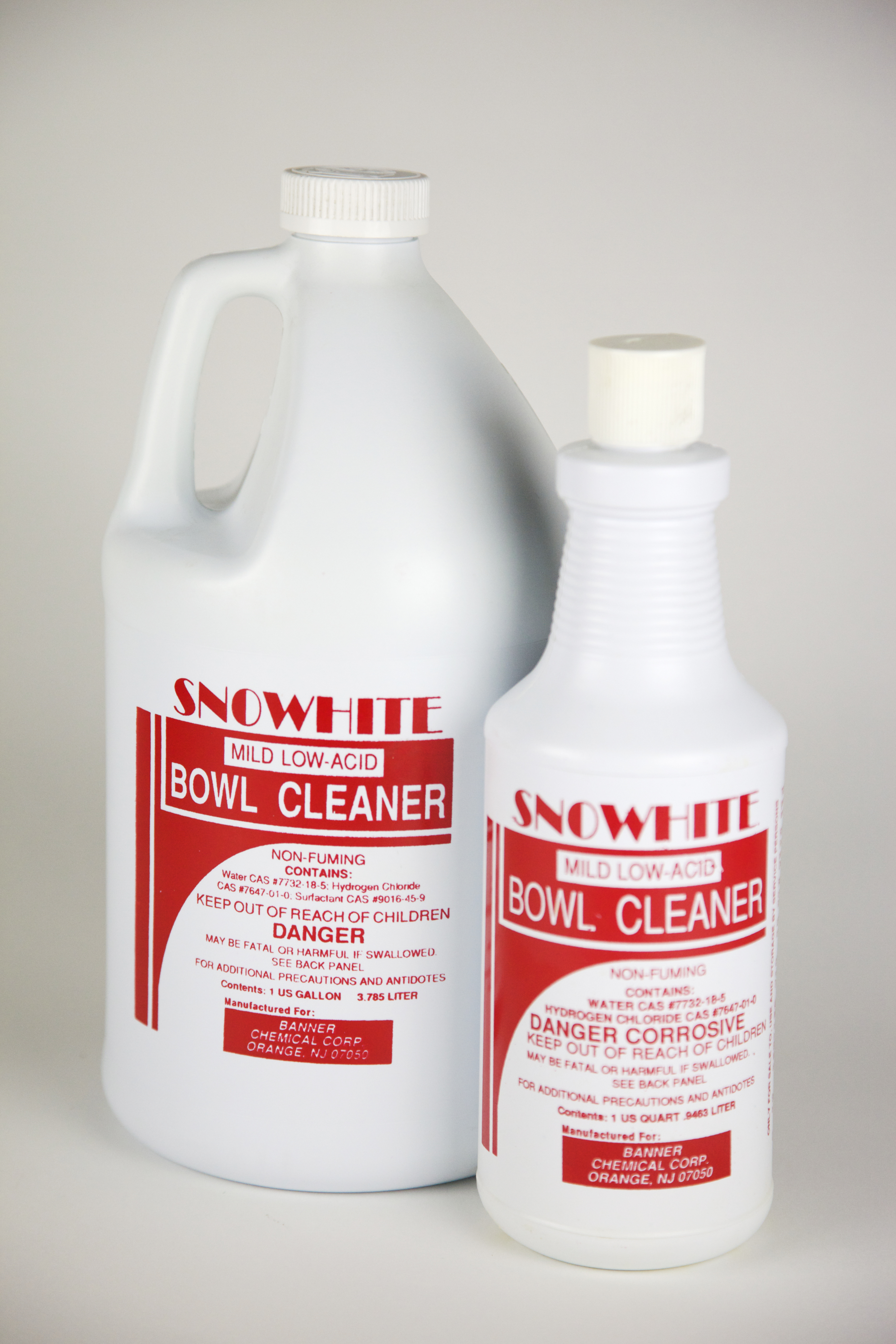 Banner Chemical - Snowhite Low Acid Bowl Cleaner